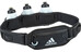 adidas Run Bottle Belt 3 black/light grey/silver met.